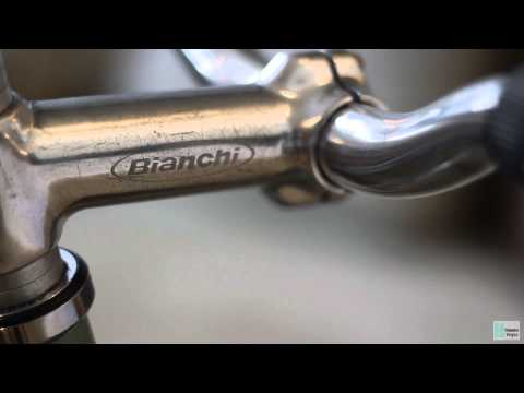 Bianchi Pista Fixed Gear Bike
