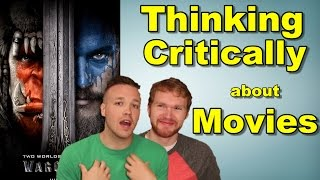 Thinking Critically About Movies - In-Depth Discussion