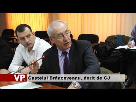 Castelul Brâncoveanu, dorit de CJ