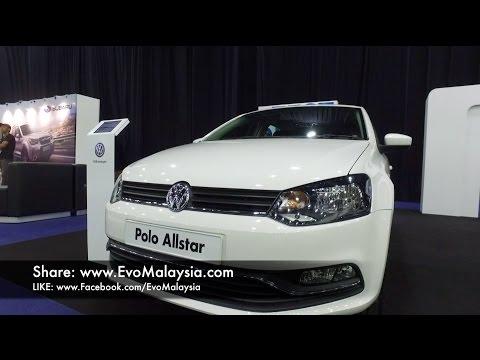 Evo Malaysia com   2017 Volkswagen Polo Allstar Walk Around Preview in Malaysia