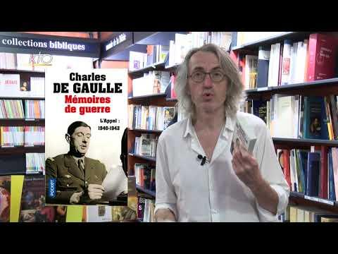 La Chronique du Libraire : Charles de Gaulle