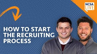 How to Start the Recruiting Process