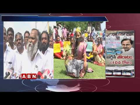 Sangareddy MLA Jagga Reddy Reacts On TSRTC Strike   ABN Telugu