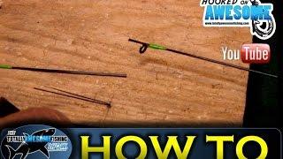 How to fix a broken rod tip - TAFishing Show