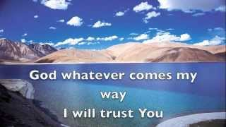Sovereign (lyrics) 2013 Chris Tomlin