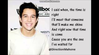 Austin Mahone - The One I've Waited For Lyrics