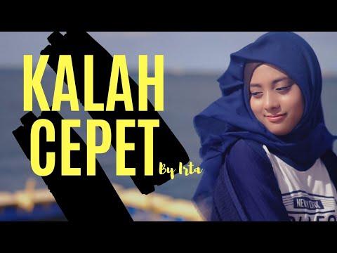 , title : 'Kalah Cepet Cover by Irta   Gadis Kerudung Biru ( Official Music Video ANEKA SAFARI )'