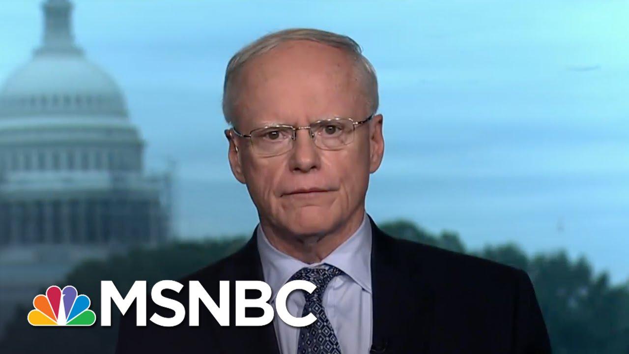 Former Ambassador: Donald Trump Should Resign   MSNBC thumbnail