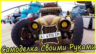 ГАЗ-53 необычный автомобиль своими руками. Самоделки с советских автомобилей.