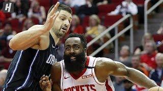 Orlando Magic vs Houston Rockets - Full Game Highlights   March 8, 2020   2019-20 NBA Season