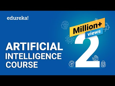 Artificial Intelligence Full Course | Artificial Intelligence Tutorial for ...