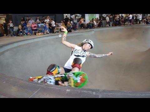 Vans Girls Combi Pool Classic 2014 - PRO Final