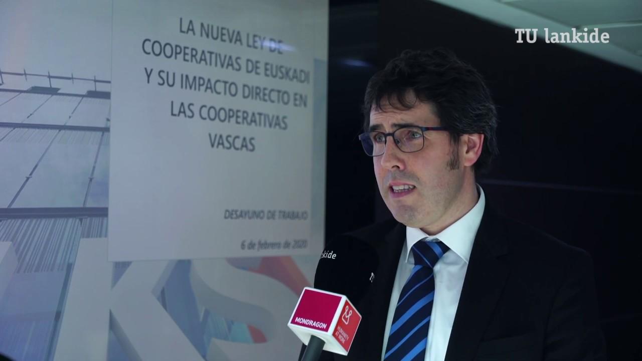 Nola eragiten digu Euskadiko Kooperatiben Lege berriak?