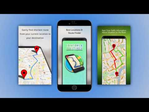 Best Map/Navigation App For Android – 2017