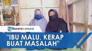 Keluarga Malu, Ibu Bongkar Sosok Pasutri yang Bohong Mudik Jalan Kaki dari Gombong ke Bandung