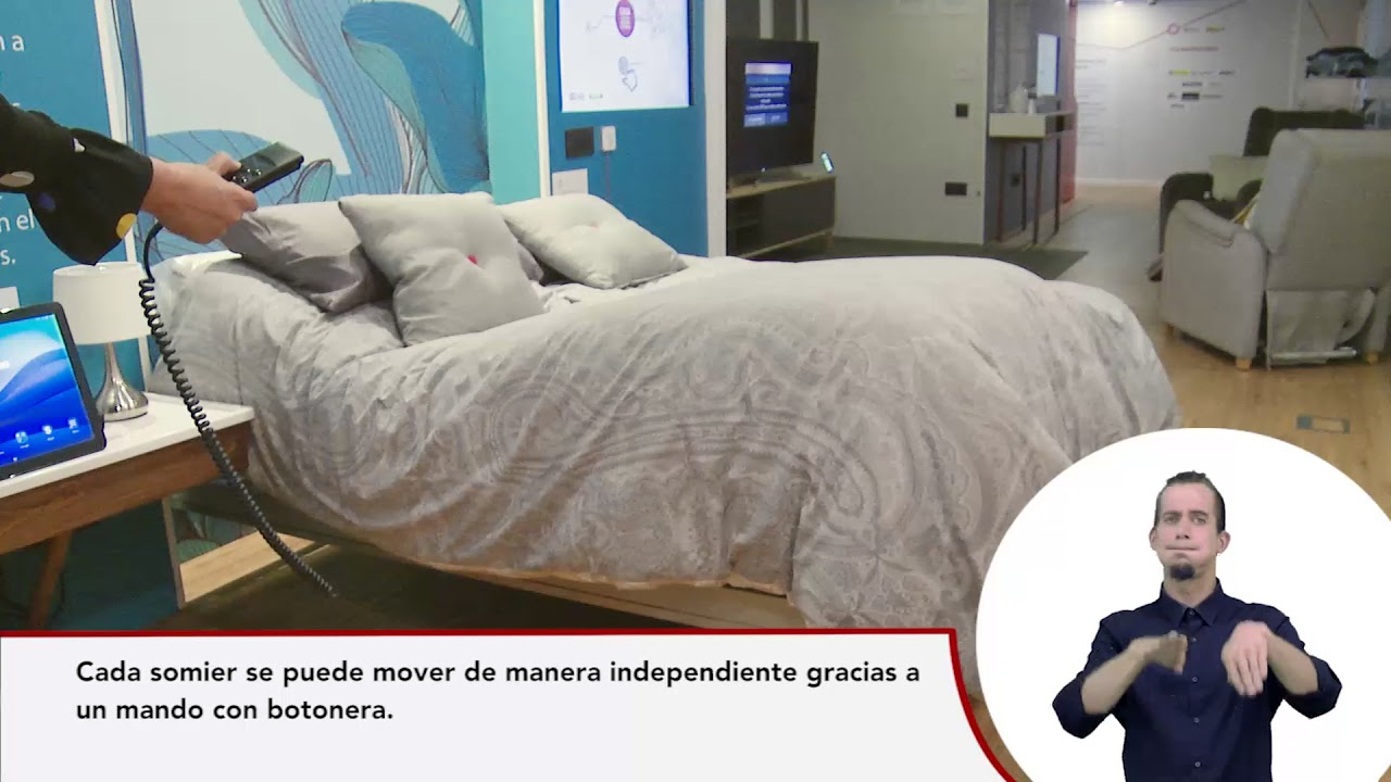 Vivienda Inteligente – Dormitorio