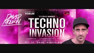David Moleon @ Disco Forum  Praga  27 11 2015