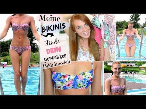 Der PERFEKTE BIKINI für JEDE Figur + KAUFTIPPS + MEINE Bikinisammlung    LAURENCOCOXO