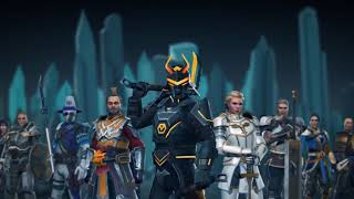 Shadow Fight Arena Full HD Trailer Android or iOS Game