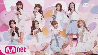 [Lovelyz - Kissing You (Girls' Generation)] Special Stage l M COUNTDOWN 160519 EP.474