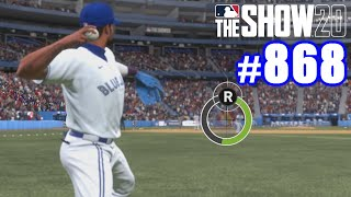 THIS IS 99 ARM STRENGTH! | MLB The Show 20 | Road to the Show #868