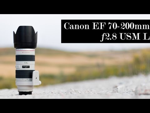 Canon EF 70-200mm USM L ƒ2.8