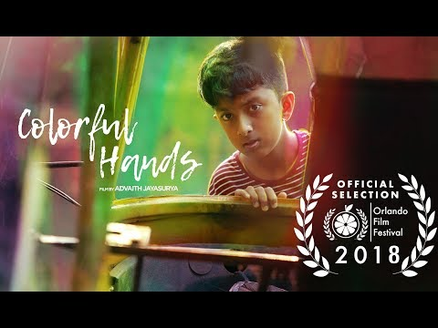 Colorful Hands Malayalam Short Film