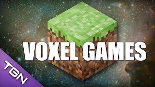 "Top 5: Creative Block ""Voxel"" Games Like Minecraft"