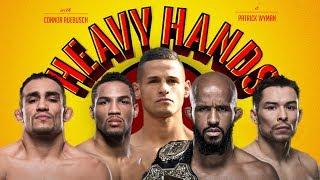 Ferguson vs Lee & the best of UFC 216 (Heavy Hands #179)