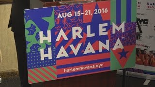 Harlem Havana Music Festival - Press Conference  June 24 2016