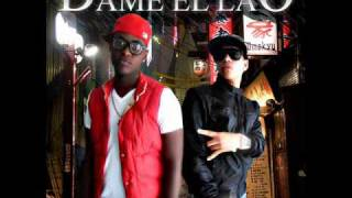 DAME EL LAO ML2 feat  BLADE M by pro  ml2 big black record`s designed by visual shop