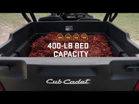 2019 Cub Cadet Challenger 400 4x4 in Sturgeon Bay, Wisconsin - Video 1