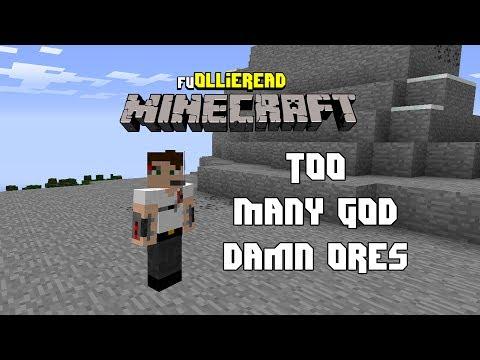 Minecraft Mod - Too Many God Damn Ores