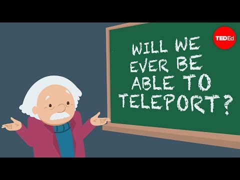 Will Teleportation Ever Be Possible?