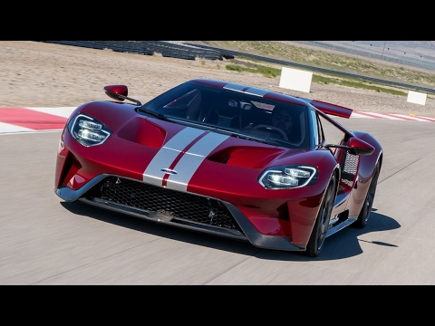 I Drove The  Ford Gt