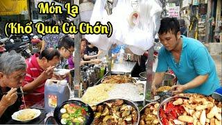 Phát thèm với món lạ (Khổ Qua cà chớn) món ăn 30 năm ở Phố người Hoa Sài Gòn   saigon travel Guide