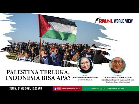 RMOL World View • Palestina Terluka, Indonesia Bisa Apa?