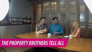 The Property Brothers | How To Become a Successful Lifestyle TV Host with Kelsey Humphreys