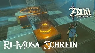 Ri Mosa Shrine Complete (and Chests)