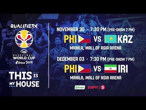 FIBA 2019 WCAQ | 5th Window | This is My House!