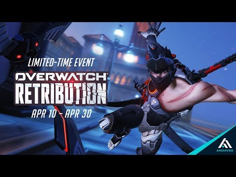 Retribution is a New Blackwatch-Themed Limited Time Event