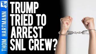 Trump Tried to Arrest SNL Crew?