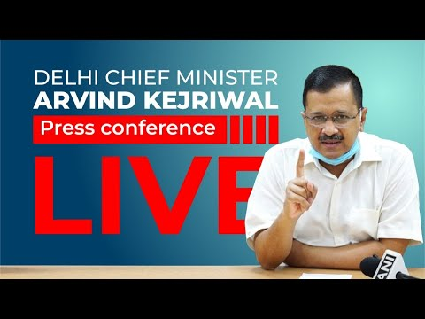 CM Arvind Kejriwal Inaugurating 218 KWP Solar Power Plant at Lady Irwin College | LIVE