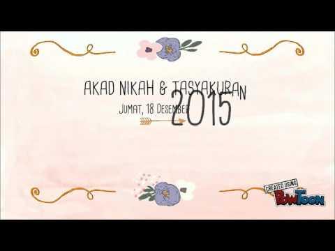 Video Walimatul Ursy Uli & Aji