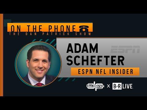 ESPN's Adam Schefter Talks Kaepernick, Coaching Hot Seats & More with Dan Patrick | Full Interview