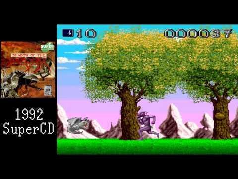 ALL English TurboGrafx 16 & PC Engine CD & SuperCD games. IN 60FPS!