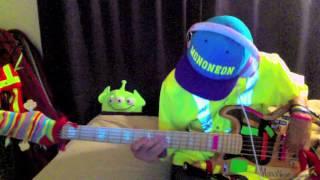 "MonoNeon + D'Angelo: ""Sugah Daddy (live)"""