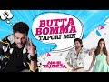 ButtaBomma (Cartoon Video) - DJ Akhil Talreja Tapori Mix | Allu Arjun, Armaan Malik, Thaman | Telugu