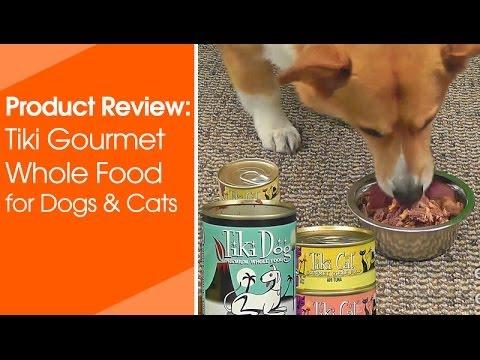 Tiki Dog Lahania Luau Succulent Chicken (14.1 oz) Video