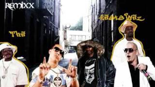 Daddy Yankee - El Muro (Dj Elike Remix)